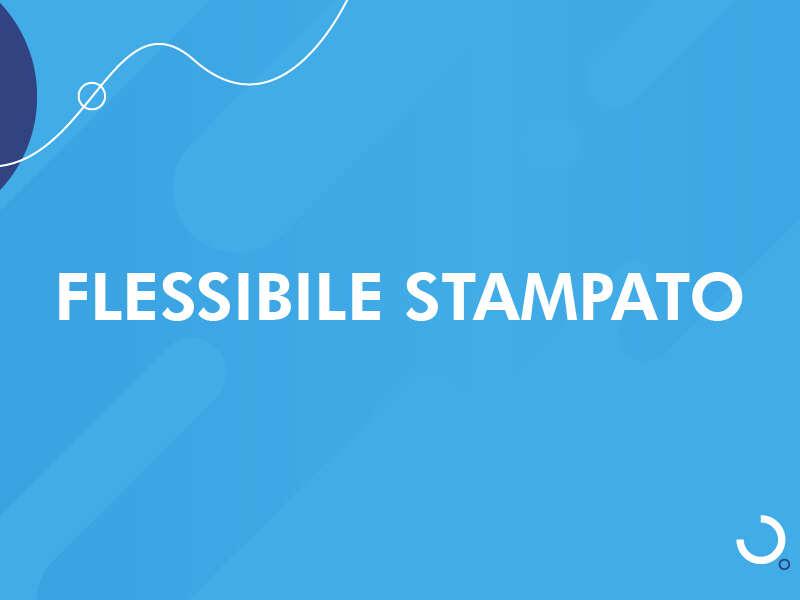 Flessibile Stampato